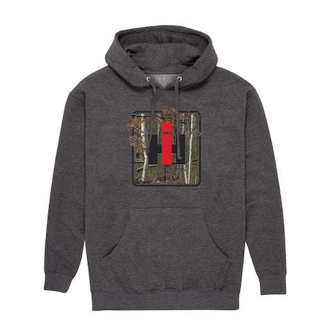 IH Camo Square - Men's Pullover Hoodie