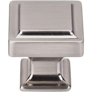 Top Knobs TK702 Ascendra 1-1/4 Inch Square Cabinet Knob
