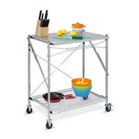 Honey Can Do TBL-01566 Folding Urban Work Table