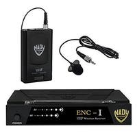 NADY  Enc-I Single-Channel Professional VHF Wireless Lapel System