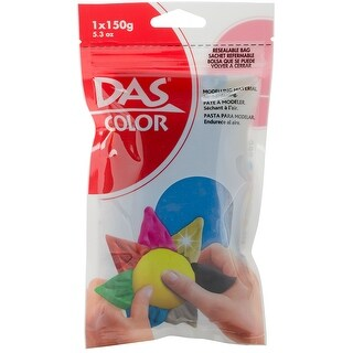 DAS Color Air-Dry Clay 5.3oz-Turquoise - Blue