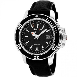 Link to Sector Men's Series 240  Black Dial Watch - 3251240125 - One Size Similar Items in Men's Watches