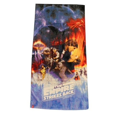 Star Wars: The Empire Strikes Back Beach Towel - Multi