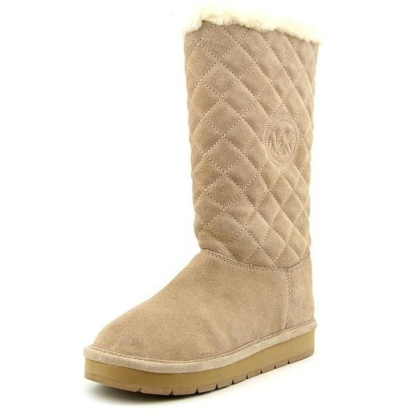 MICHAEL Michael Kors Women's Sandy Quilted Boot