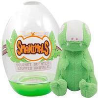 "Smanimals 6"" Scented Stuffed Animal Dinosour Apple - multi"