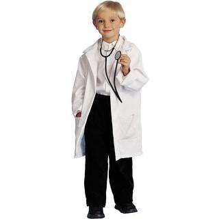 Franco Mad Doctor Child Costume - White