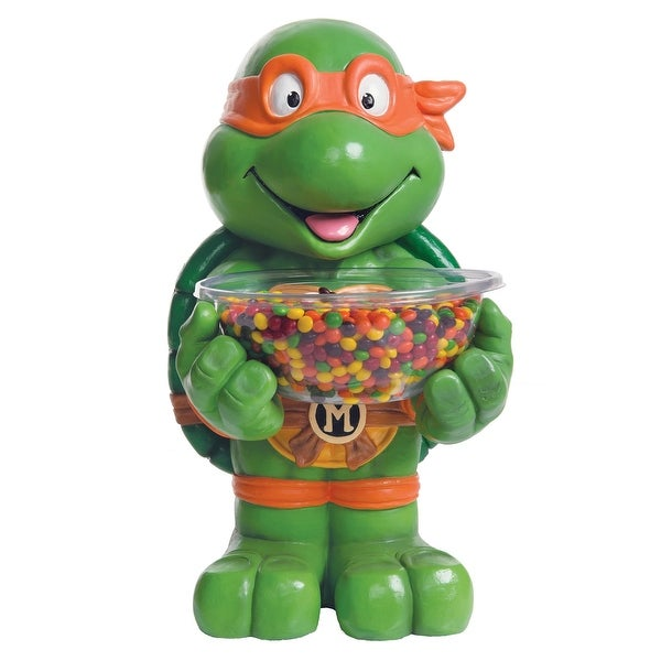 TMNT Michelangelo Candy Bowl Holder