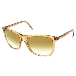 Gucci GG 1042/S 6BA Caramel Wayfarer Sunglasses - 55-16-140