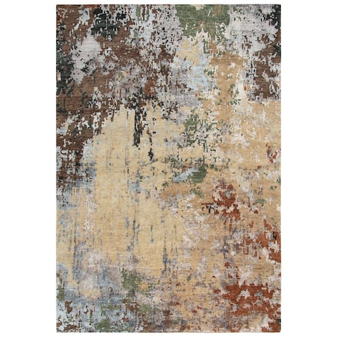 Alora Decor Noble Collection Abstract Rug