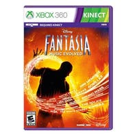 Disney Fantasia Music Evolved (Xbox 360)