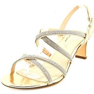 Nina Norisa Women Open Toe Synthetic Sandals
