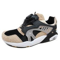 Puma Men's Disc Blaze KL Desert Trooper Puma Black/Ivory Cream 363061 01