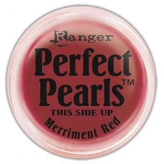 Ranger PPP-36838 Perfect Pearls Pigment Powders-Merriment Red