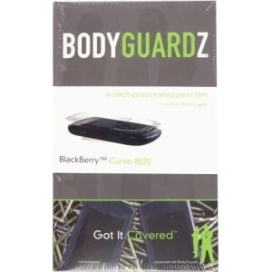 BodyGuardz Screen Protector for Blackberry 8520, 8530, 9330 (Body & Screen)