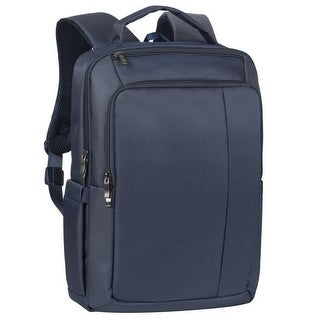 Rivacase 8262BLUE 15.6 in. Laptop Backpack, Blue - 6