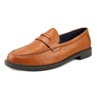 Cole Haan Pinch Campus Penny Women  Moc Toe Leather Brown Loafer