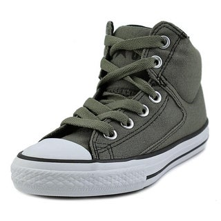 Converse Chuck Taylor High Street Round Toe Canvas Sneakers