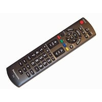 OEM Panasonic Remote Control Originally Shipped With: TCL32X5, TCP50X5, TCP50U50, TCP42X5, TCP42X52, TC60PU54