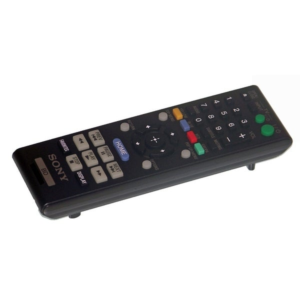 OEM Sony Remote Control Originally Supplied With: BDPBX38, BDP-BX38, BDPBX58, BDP-BX58, BDPS380, BDP-S380