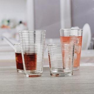 Link to Hoop 12.5 oz. Entertaining Set of 16 Similar Items in Glasses & Barware