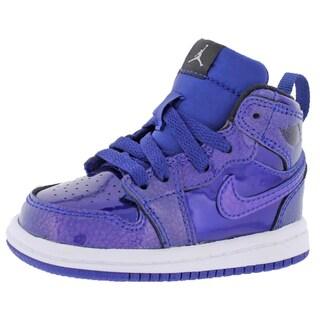 Jordan Boys 1 Retro High BT Fashion Sneakers Shimmer Hightop