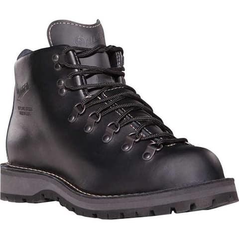 """Danner Men's Mountain Light II 5"""" Boot Black"""