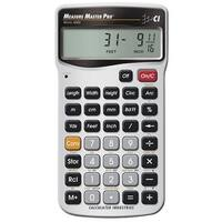 Calculated Industries Meas Mstr Pro Calculator