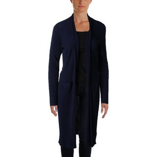 Lauren Ralph Lauren Womens Cardigan Sweater Lightweight Maxi
