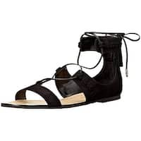 Daya by Zendaya Womens Sonora Open Toe Casual Strappy Sandals