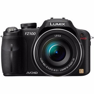 Panasonic Lumix DMC-FZ100 Digital Camera International Model