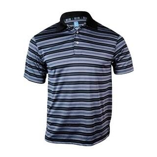 PGA Tour Men's Performance Stripe Golf Polo - S