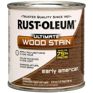 Ultimate Wood Stain 8oz-Early American