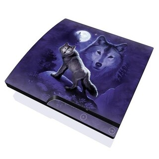 DecalGirl PS3S-WOLF PS3 Slim Skin - Wolf