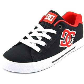 DC Shoes Chelsea TX Round Toe Skate Shoe