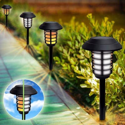 Bell and Howell Solar Powered Pathway Lights