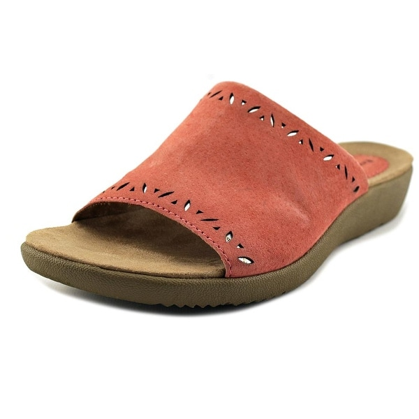 d4f67d8e99fd Shop Earth Origins Valorie Women Coral Sandals - Free Shipping On ...