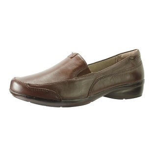 Naturalizer Womens Channing Leather Casual Loafers