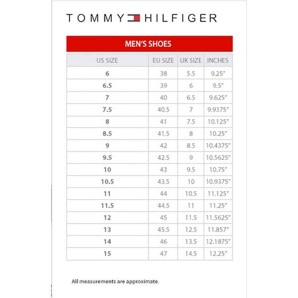 Tommy Hilfiger Mens Happy Color Plaid