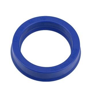 Hydraulic Seal, Piston Shaft U32i PU Oil Sealing O-Ring, 35mm x 45mm x 10mm