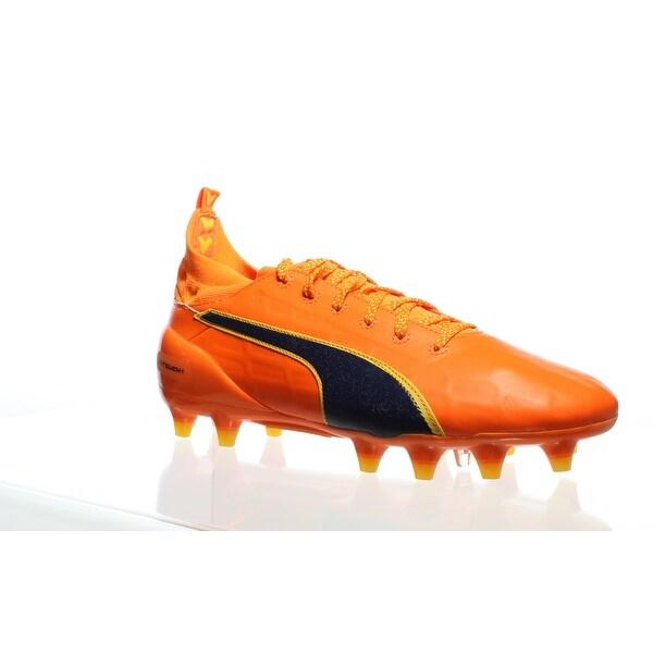 Fg Orange Soccer Cleats Size