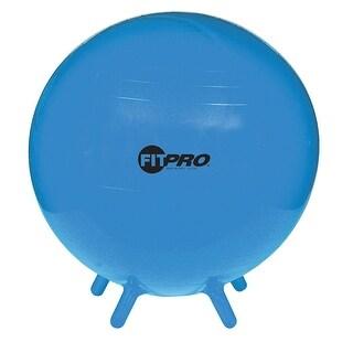 Fitpro Ball Stability Legs Blu 55Cm