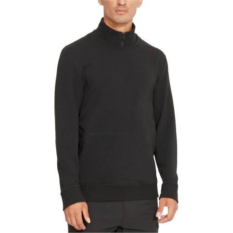 Kenneth Cole Mens Mock-Neck Sweatshirt
