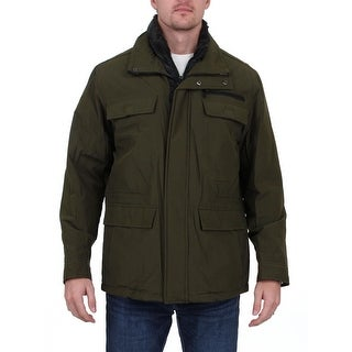 Weatherproof Mens Parka Coat Winter Techno-Cotton