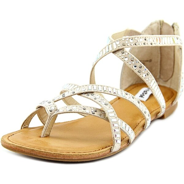 Not Rated Coastin Women  Open Toe Synthetic Nude Sandals