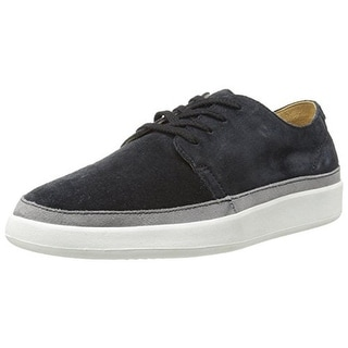 Cole Haan Mens Ridley Blucher Suede Contrast Trim Fashion Sneakers