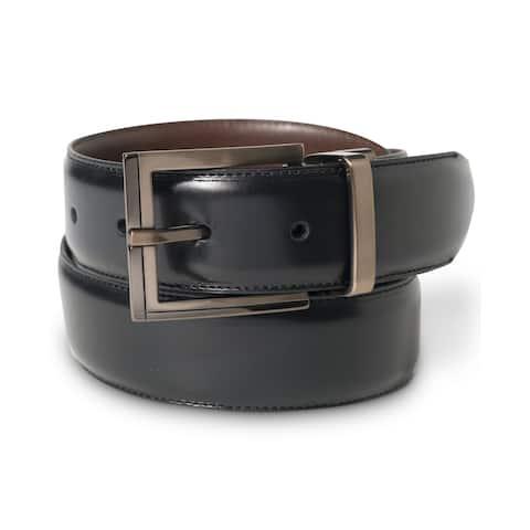 Alfani Mens Calf Leather Belt