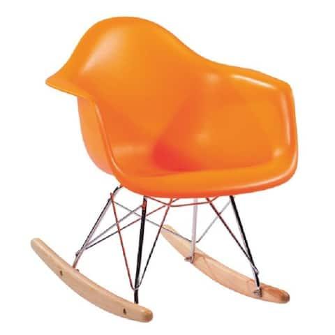 Kids Eiffel Rocking Chair