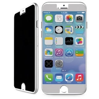 """Iluv 2-Way Privacy Screen Protector Kit For Iphone 6 (4.7"""") - Black"""