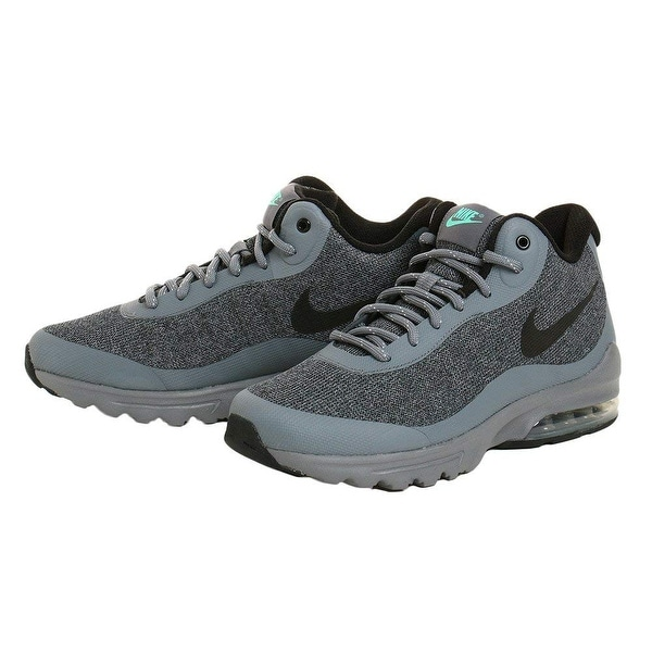 fe2bba3cf723b Shop Nike Mens Air Max Invigor Mid Low Top Lace Up Running Sneaker ...
