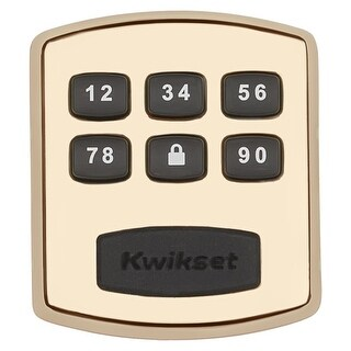 Kwikset 905  905 Series Touchpad Electronic Deadbolt